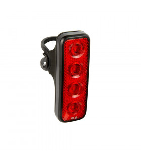 KNOG BLINDER MOB FOUR EYES V REAR LIGHT (BLACK)