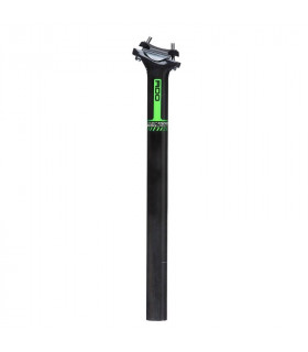 NINER RDO SEATPOST (KERMIT GREEN/31,6 x 400 MM)