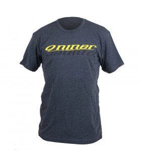 NINER INVERSION T-SHIRT (SLATE/YELLOW)