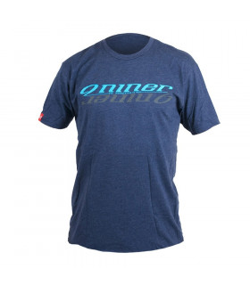 NINER INVERSION T-SHIRT (BLUE/GREY)