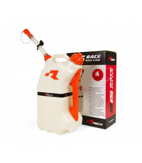 GAS CAN RTECH 15LT. NARANJA