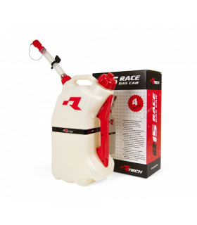 GAS CAN RTECH 15LT. ROJO