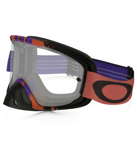 OAKLEY O2 MX (PINNED RACE  WARM RED/PURPLE)