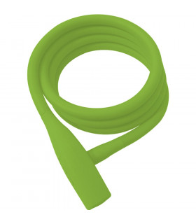 KNOG PARTY COIL LOCK (LIME GREEN)