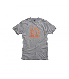 "CAMISETA M. CORTA 100% ""ELLIOT"" GREY"