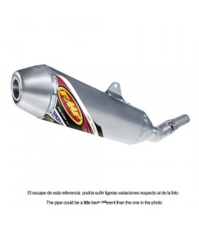SILENCIOSO FMF FACTORY 4.1 HONDA CRF 250 R/X (2004-2010)