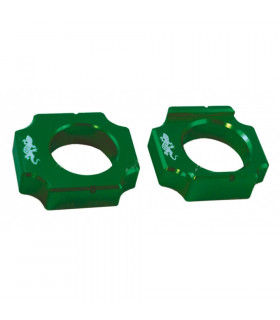 AXLE BLOCKS GREEN