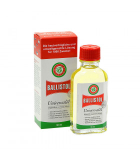 BOTTLE OF BALLISTOL 50ML
