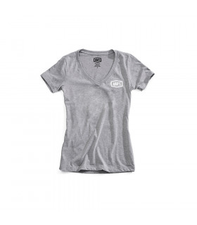 "CAMISETA CHICAS M. CORTA 100% ""SAGA"" HEATHER GRAY"