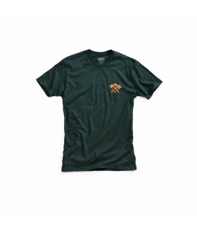 "CAMISETA M. CORTA 100% ""VICTORY"" FORREST GREEN"
