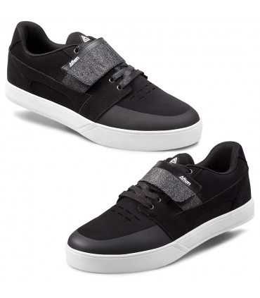 AFTON VECTAL CLIP SHOES (BLACK/HEATHERED)