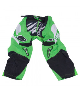 UFO MX 21 GREEN KIDS PANTS