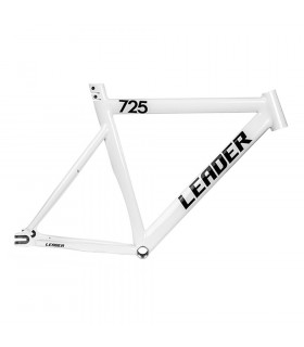LEADER 725 FRAME  (GLOSS WHITE)