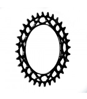 NINER RINGALICIOUS 32 TEETH CHAINRING (BLACK)