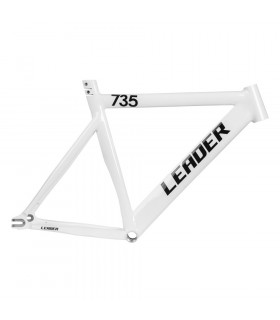 LEADER 735 FRAME  (GLOSS WHITE)