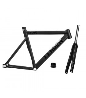 LEADER 725 FRAME KIT + I805 + C-40 (MATTE BLACK)