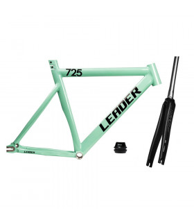 LEADER 725 FRAME KIT + I805 + C-40 (SEAFOAM GREEN)