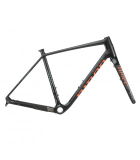 NINER FRAMESET RLT 9 RDO BLACK/ORANGE