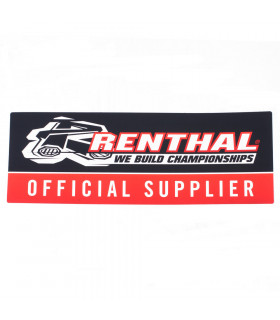 RENTHAL DEALER STICKER