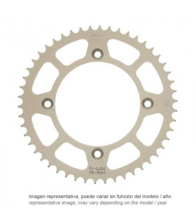 SUNSTAR STEEL REAR SPROCKET BMW F 650, F 800 (47 TEETH)