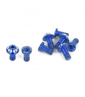 NINER JET 9 RDO PIVOT BOLT KIT (BLUE)