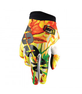 100% ITRACK GLOVES (PARADISE)