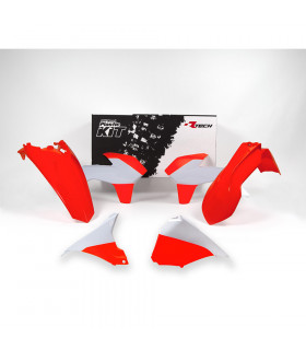 KIT PLASTICOS NARANJA NEON (5 PZS)  KTM EXC-EXCF 2014-16