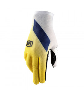 100% CELIUM GLOVES (SLANT YELLOW)
