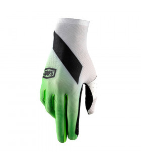100% CELIUM GLOVES (SLANT LIME)