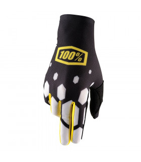 100% CELIUM GLOVES (LEGACY BLACK)