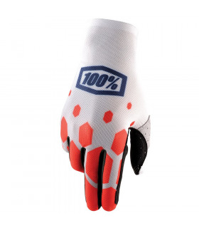 100% CELIUM GLOVES (LEGACY RED)