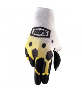 100% CELIUM GLOVES (LEGACY YELLOW)