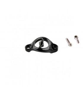 FORMULA R1 MASTER CYLINDER CLAMP KIT (BLACK)