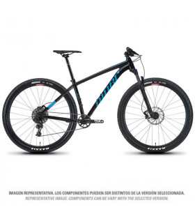 NINER AIR 9 NX EAGLE BLACK / CYAN.