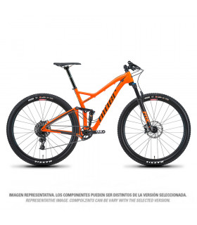 NINER RKT 9 RDO GX EAGLE ORANGE.
