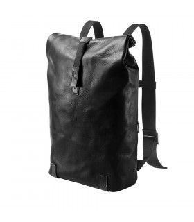 BOLSA BROOKS PICKWICK 26lt HARD LEATHER BLACK