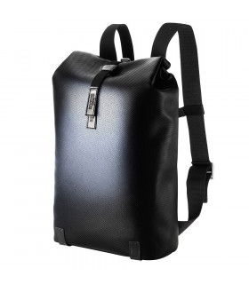 BOLSA BROOKS PICKWICK 26lt REFL. LEATHER BLACK