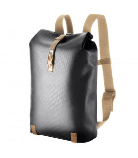 BOLSA BROOKS PICKWICK 26lt REFL. LEATHER SLATE