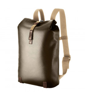 BOLSA BROOKS PICKWICK 26lt REFL. LEATHER BROWN