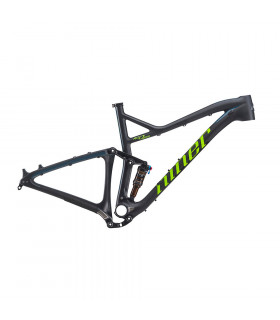 NINER RKT 9 RDO CARBON/GREEN FOX FACTORY