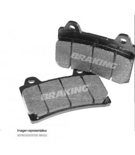 BRAKING 718SM15M ORGANIC BRAKE PADS