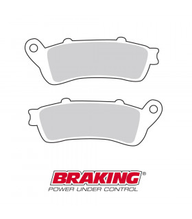 BRAKING 815CM33 SINTERED BRAKE PADS