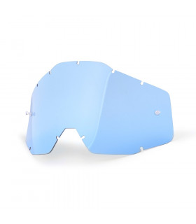 100% ANTI FOG LENS (BLUE)