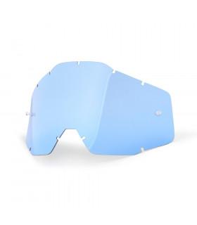 100% ANTI FOG LENS (BLUE)