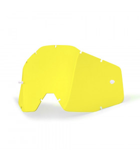 100% ANTI FOG LENS (YELLOW)