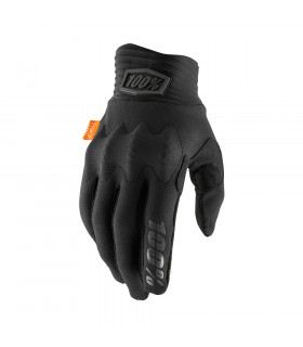 GUANTES MX 100% COGNITO BLACK/CHARCOAL