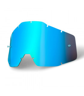 100% ACCURI YOUTH LENS (MIRROR BLUE/SMOKE)