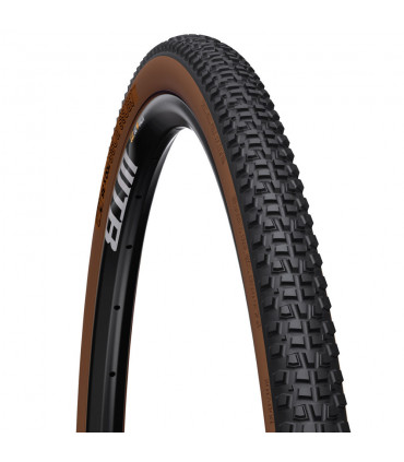 WTB CROSS BOSS TCS LIGHT FAST ROLLING (700c x 35/LATERAL MARRÓN)