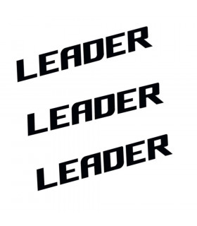 LEADER FCA LOGO ALLOY TOP CAP