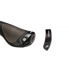BRIDAS PUÑOS ERGON GP1 BIOLEDER BLACK
